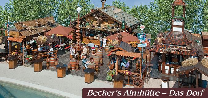 Beckers Almhüttendorf